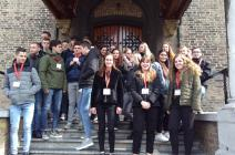 Excursie naar Den Haag